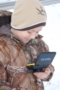 Aqua-Vu Camera for Ice Fishing